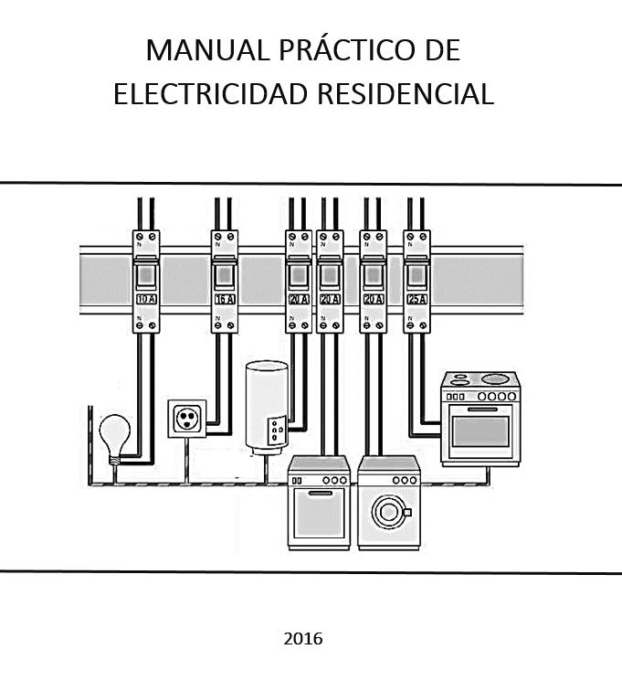 DESCARGAR: Manual Práctico de Electricidad Residencial - FARADAYOS