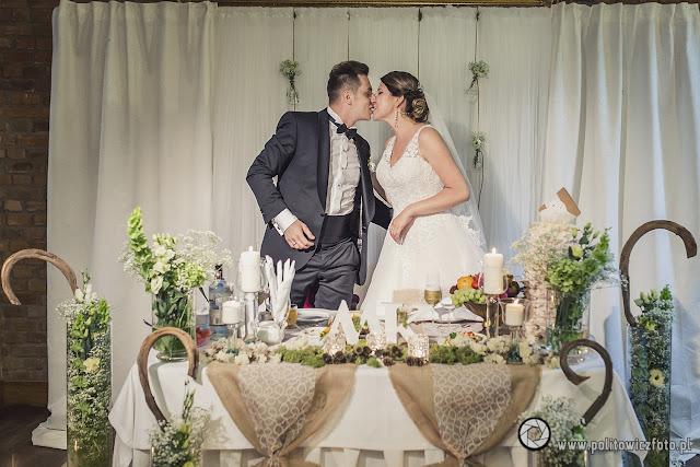 Dworek na Błotach ślub