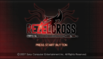 【PSP】超傑交融(RezelCross),超能力動作冒險!