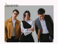 Lirik Lagu Afgan, Isyana Sarasvati & Rendy Pandugo - Heaven