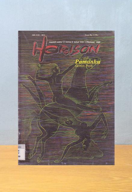 Majalah Horison No. 2, 1989