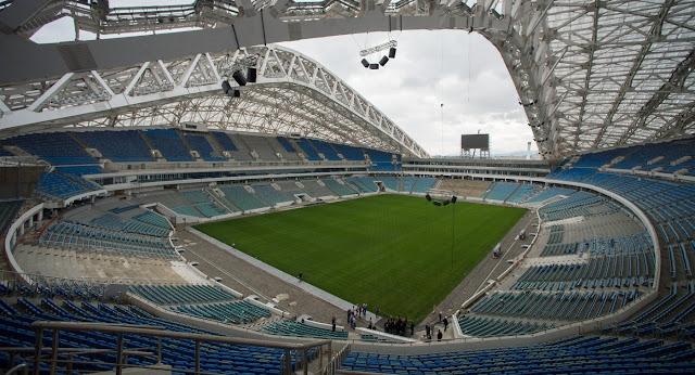 poze stadioane rusia 2018