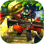 Jungle commando 3D Assassin – Money Mod Apk