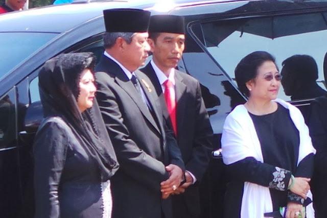 Pilpres 2019 Memanas, SBY Cerita Saat Menghadapi Megawati