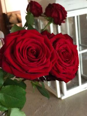 Rote Rosen, Rot Liebe, Blau Treue, Weiß Unschuld, Farbschema, Hochzeit, heiraten in Garmisch, Bayern, Deutschland, Riessersee Hotel, Hochzeitshotel, Hochzeitsplanerin Uschi Glas