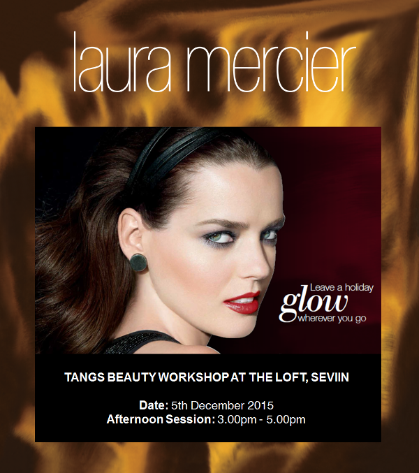 laura mercier holiday workshop giveaway
