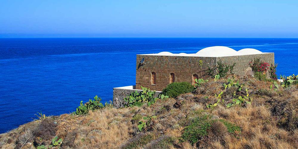 Isola di Pantelleria in Sicilia