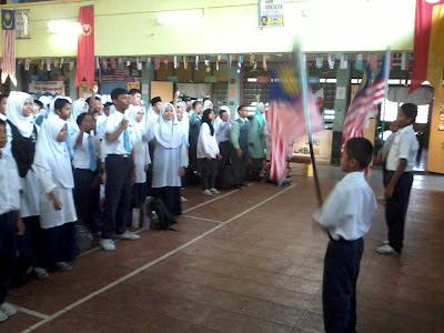 Sekolah Kebangsaan Taman Rinting 1: 2012