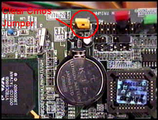 Cara reset BIOS komputer