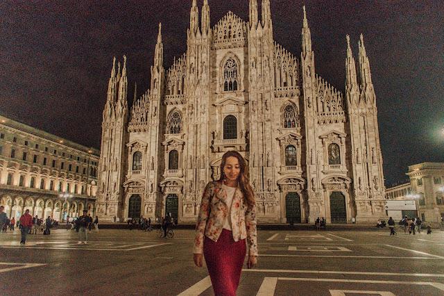 Milano Gidilecek Yerler, Milano