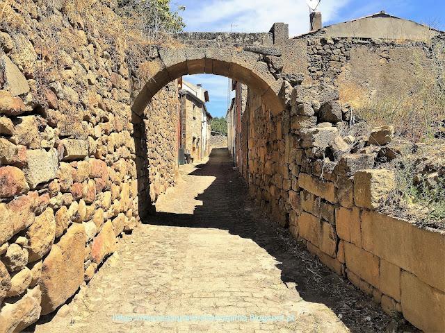 Porta Marialva Castelo de Pinhel
