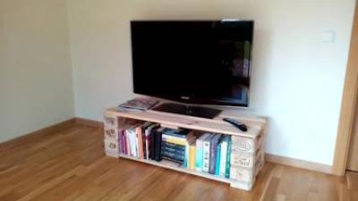 Langkah-langkah dalam cara buat meja tv sendiri