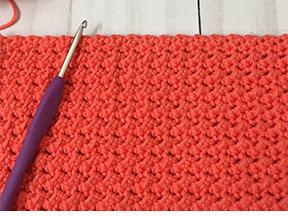 The Crunch Stitch - A Free Crochet Tutorial