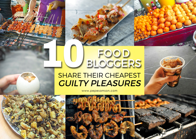 10 Food Bloggers Share Their Cheapest Guilty Pleasures