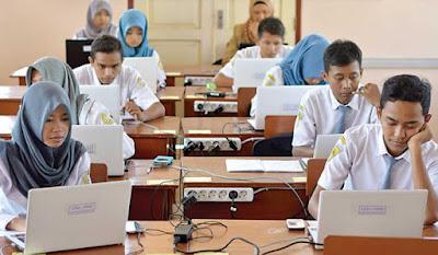 Latihan UNBK SMP Bahasa Indonesia Tahun 2017/2018