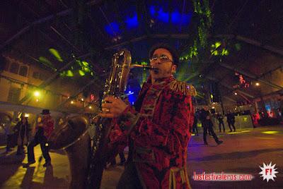 Ska Circus Brass Band, Carnaval del Cruïlla