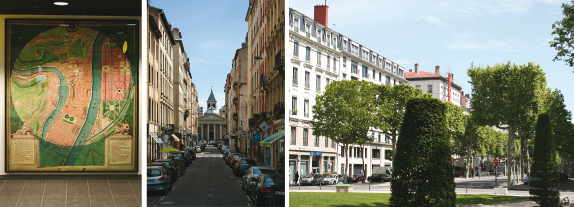 Visite guidée Lyon Brotteaux Sixième arrondissement Morand