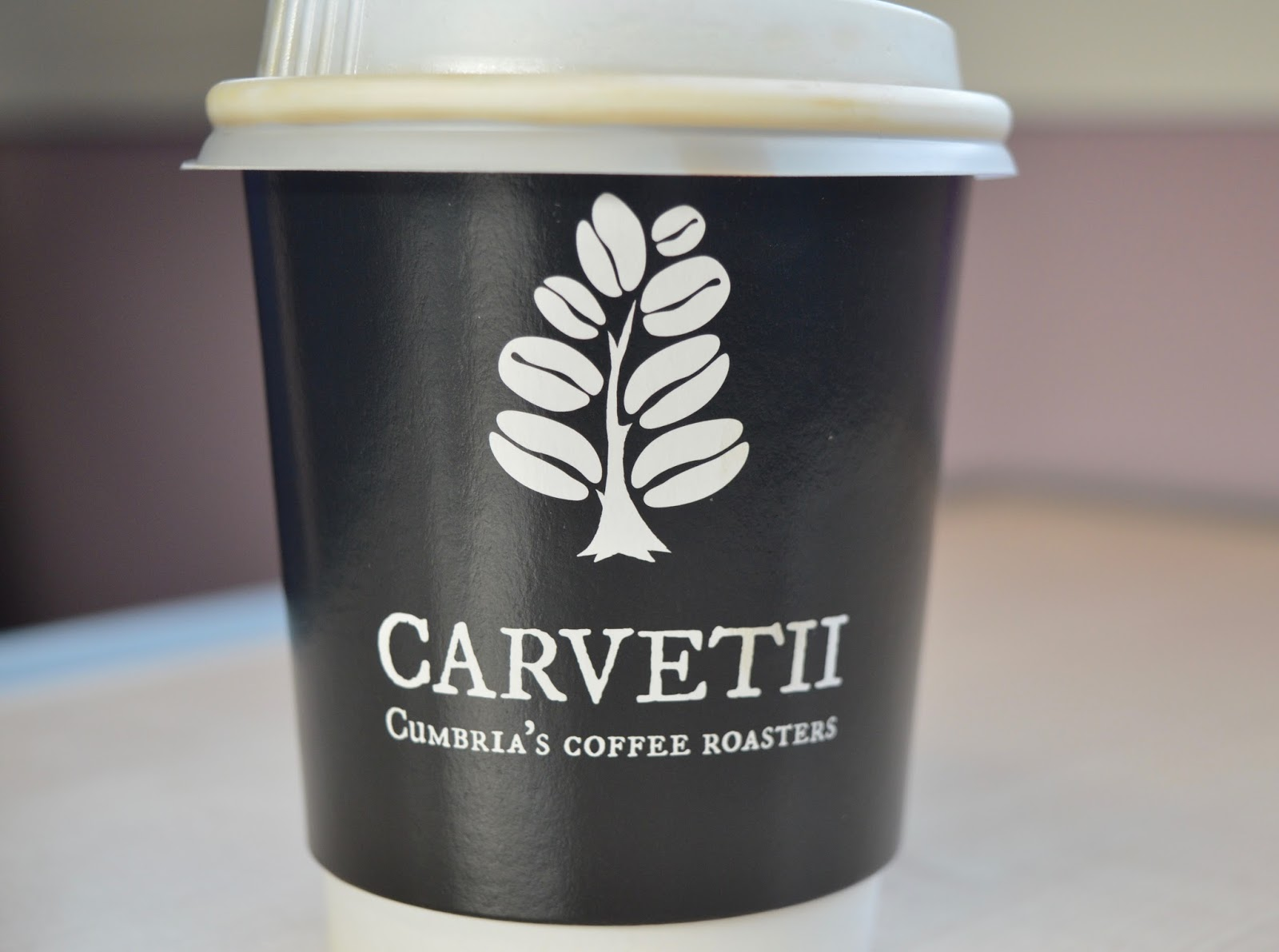 Great Days Out with Northern  | Our Day Trip to Carlisle by Train - coffee genius take out coffee
