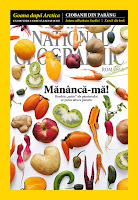 coperta revistă National Geographic
