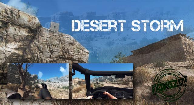 Desert Storm v13.0 Mod Apk Data Full Terbaru Gratis