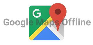 mengakses google maps offline tanpa gps aktif