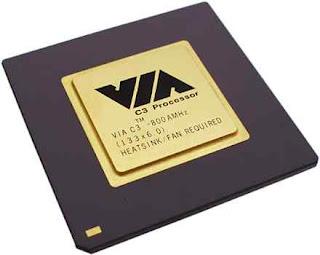 Jenis-jenis processor