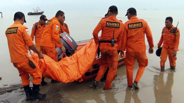 RS Polri Sudah Terima 48 Kantong Jenazah Korban Lion Air JT610
