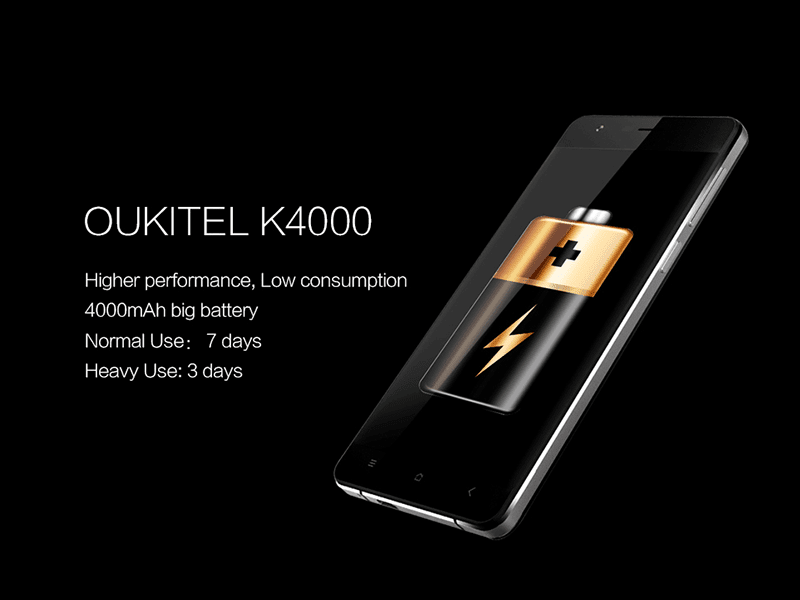 OUKITEL K4000! AN EXTRA TOUGH SMARTPHONE WITH 7 DAYS BATTERY LIFE!