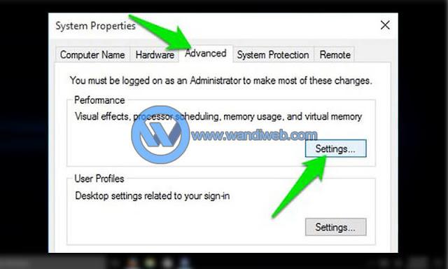 7 Cara Menghemat Baterai Laptop di Windows 10 - WandiWeb