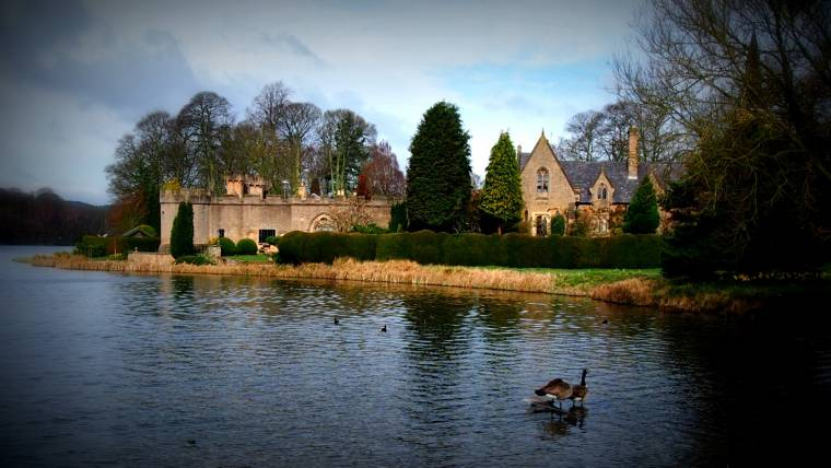 Places I Love In Nottingham: Newstead Abby, Notts