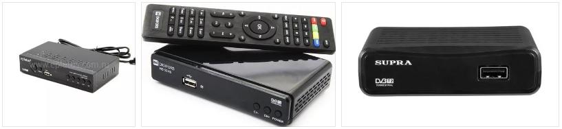 Цифровая телевизионная приставка DVB-T2