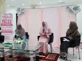 "#MuslimahTalks ""Create Your Brand"" Inspirasi Membuat Brand Sendiri Bersama Muslimah Daily"