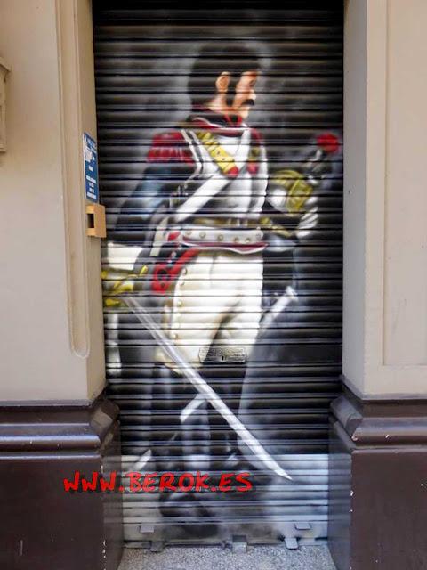 soldado del 5º Regimiento de coraceros napoleónico francés