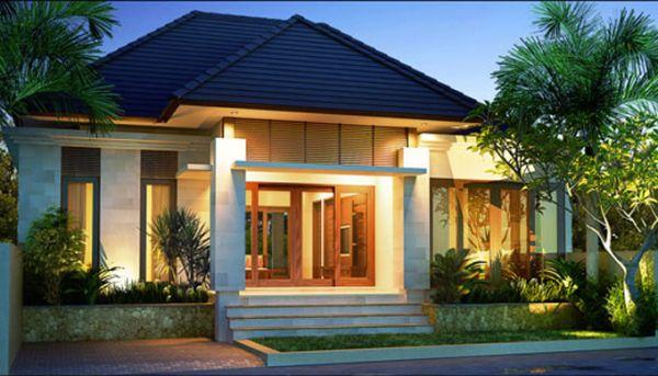 Desain Rumah Minimalis 1 Lantai Bergaya Modern & Rumah Minimalis 1 Lantai: 6 Desain Rumah yang Nyaman dan Ekonomis