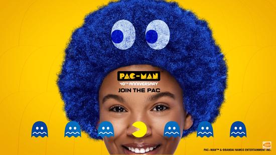 Pac-Man 40th Anniversary 1980-2020