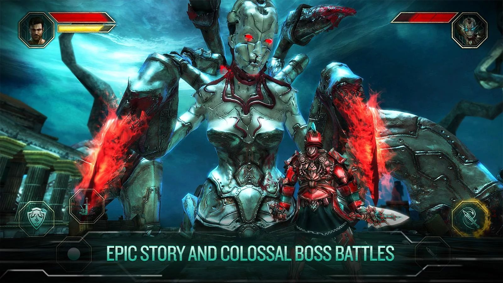 GodFire 3 : Rise Of Promotheus Game