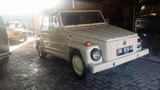 Dijual VW safari jerman 74 restorasi baru surat lengkap pjk off lama 75jt nego