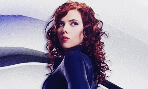 Biodata Scarlett Johansson Si Black Widow di Avengers: Endgame Movie