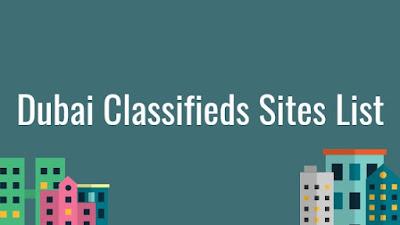 Dubai Free Classifieds Sites List 2019