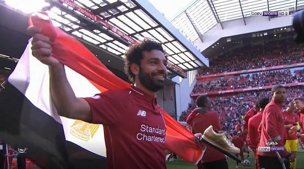 Vidéo - Nouveau record pour l'égyptien Mohamed Salah