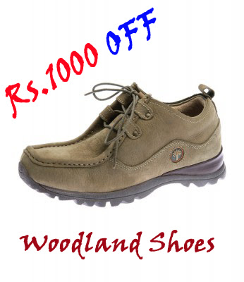 Get Rs.1000 off on WOODLAND Shoes – Product Range Starts ...