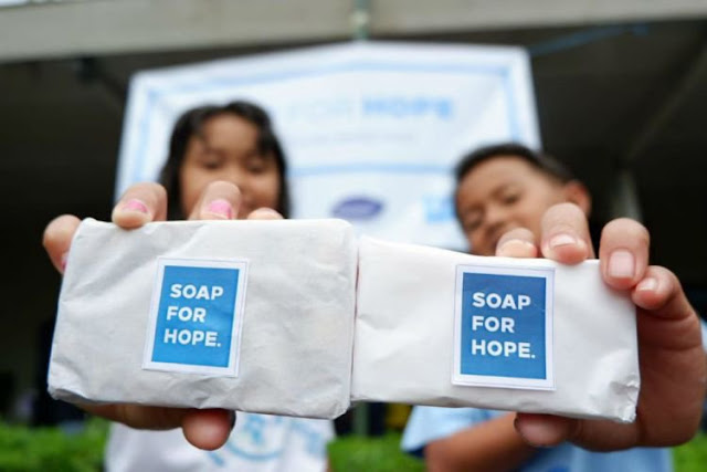 Gerakan 'Soap For Hope', Daur Ulang Sabun Bekas Pakai dari Hilton Bandung
