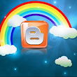 Add Fun Animated Rainbow Links To Blogger Blogs | Brighter Blogs