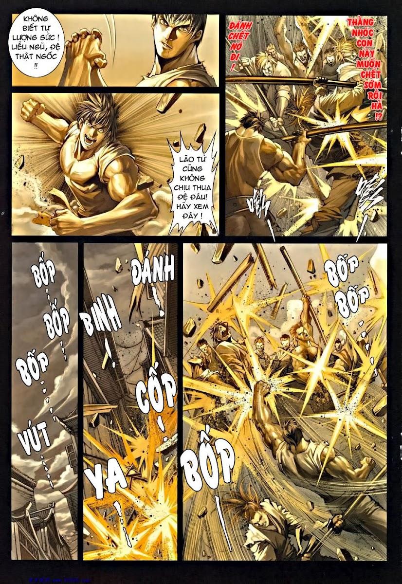 Ôn Thụy An Quần Hiệp Truyện chap 36 trang 14