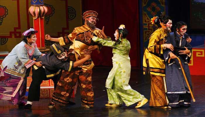 Lenong Denes, Teater Tradisional dari Betawi Jakarta