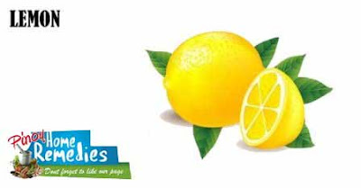 Home Remedies To Abbreviate Pimple Redness: Lemon