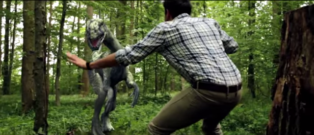 jurassic world fan film