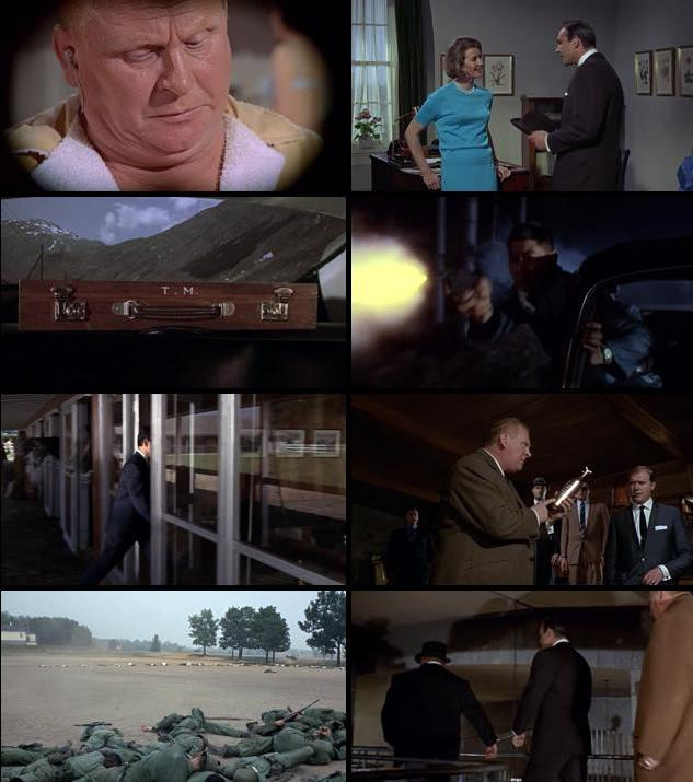 Goldfinger 1964 Dual Audio Hindi 720p BluRay