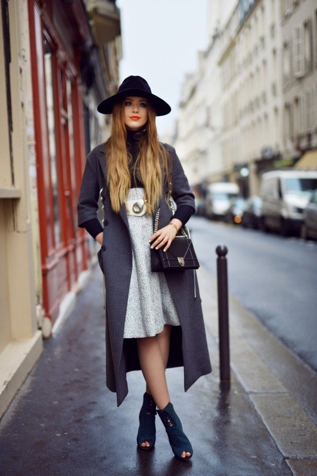 Latest Winter Street Fashion Ideas 2017