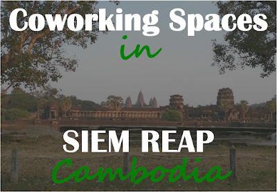 Coworking Spaces in Siem Reap